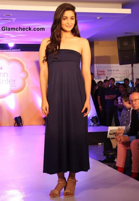 Alia Bhatt Launches Biggest Bata Store