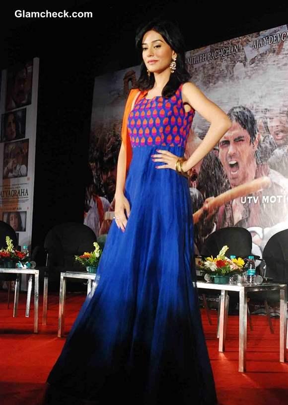 Amrita Rao 2013 movie Satyagraha