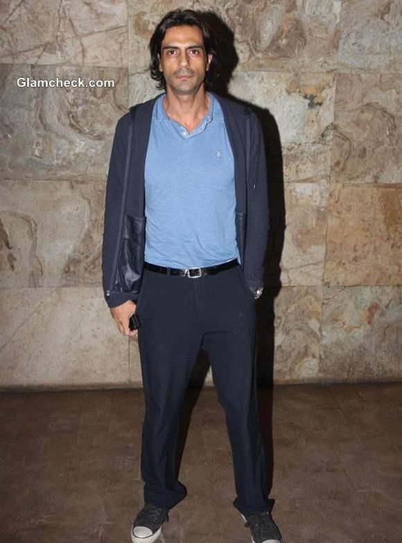 Arjun Rampal at Special Screening of Underworld Thriller D-Day