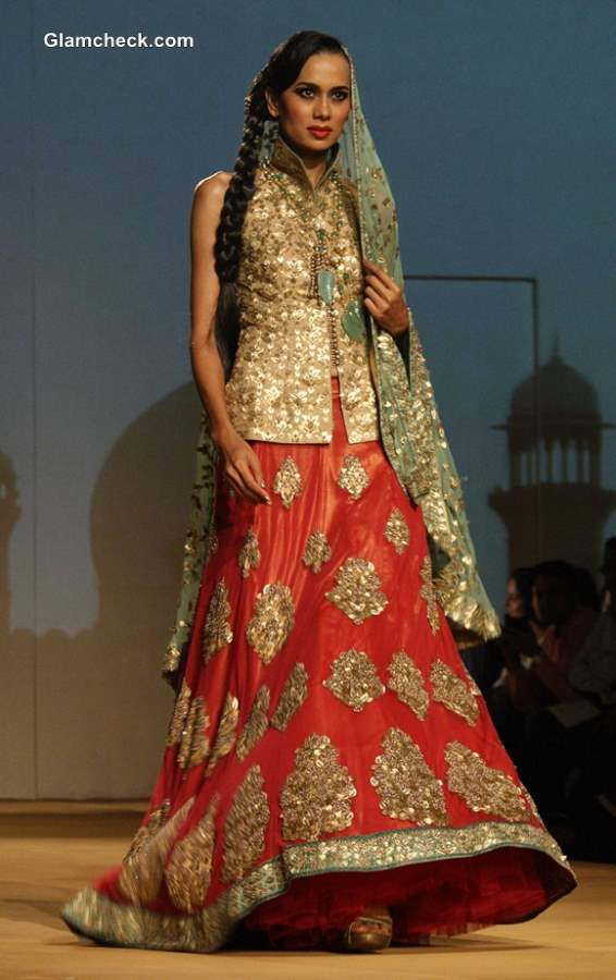 Ashima Leena Collection 2013 India Bridal Fashion Week