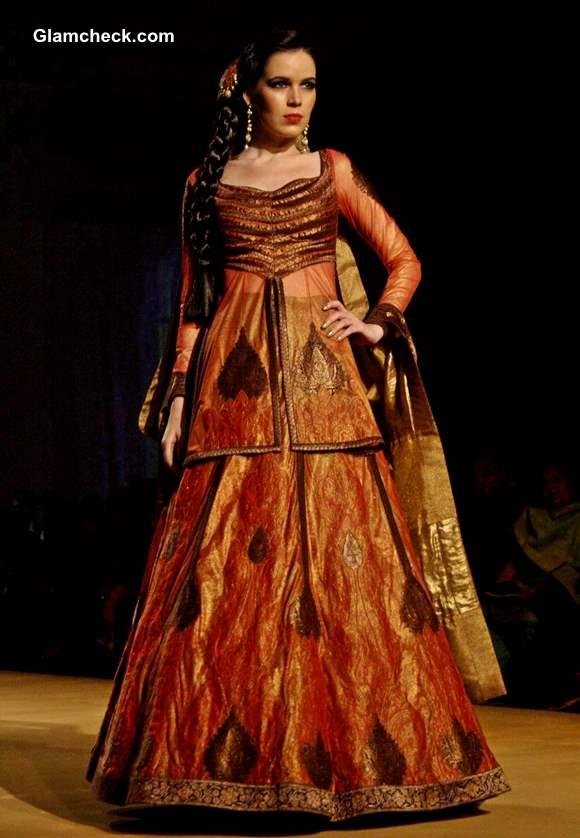 Ashima Leena India Bridal Fashion Week 2013