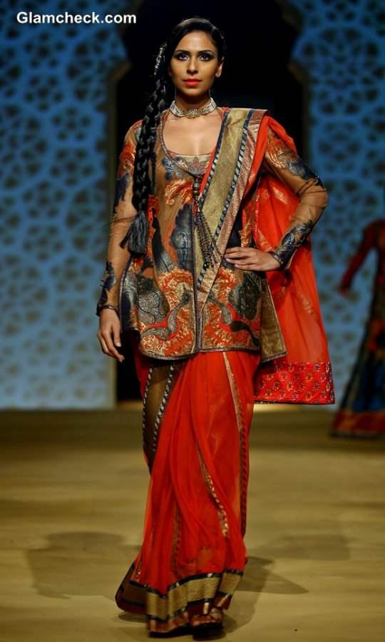 Ashima and Leena Collection India Bridal Fashion Week 2013