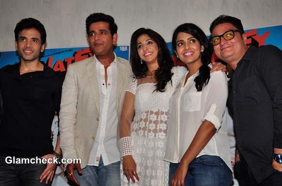 Bajatey Raho movie 2913 cast