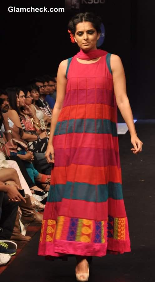 Bangalore Fashion Week 9th Edition Winter Festive 2013 -Day 1 Finale Monapali