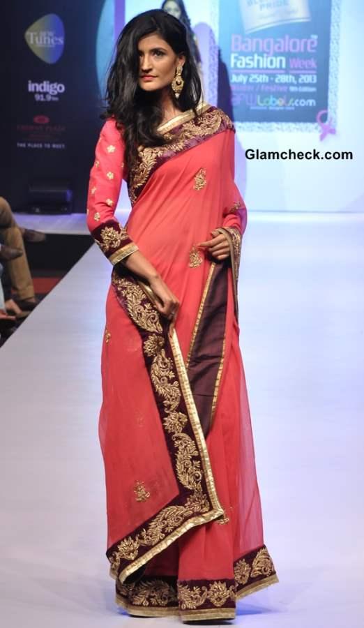 Bangalore Fashion Week Winter Festive 2013 Day 1 Nishant Rahul
