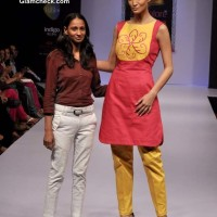 Bangalore Fashion Week Winter Festive 2013 Parul Potlia