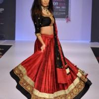Bangalore Fashion Week Winter Festive 2013 Sagar Tenali Show
