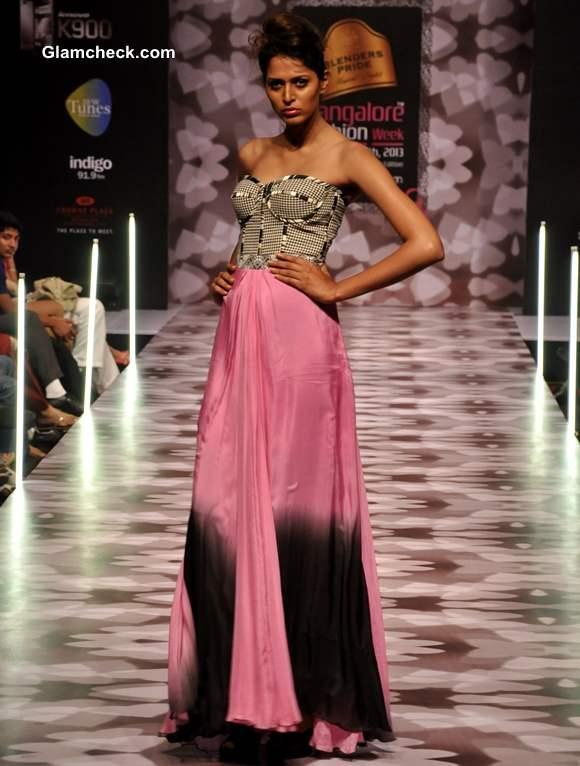 Bangalore Fashion Week Winter Festive 2013 Swapnil Shinde