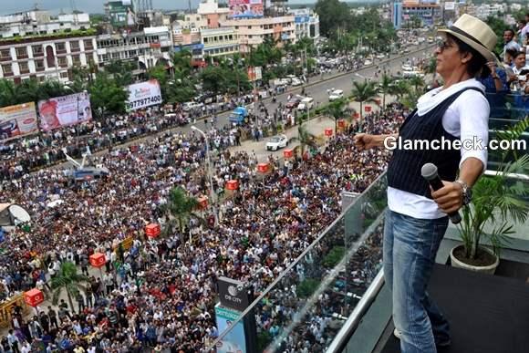 Bhopal Shahrukh Khan Press MeetChennai Express