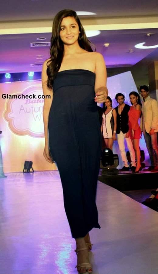 Biggest Bata Store ever launches by Alia Bhatt
