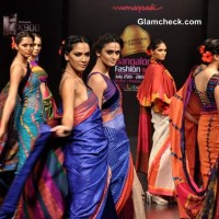 Blenders Pride Bangalore Fashion Week 9th Edition Winter Festive 2013 -Day 1 Monapali