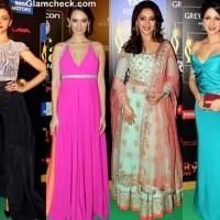 Bollywood Celebs at IIFA Rocks 2013