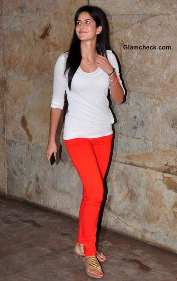 Bollywood Style Inspiration movie look Katrina Kaif