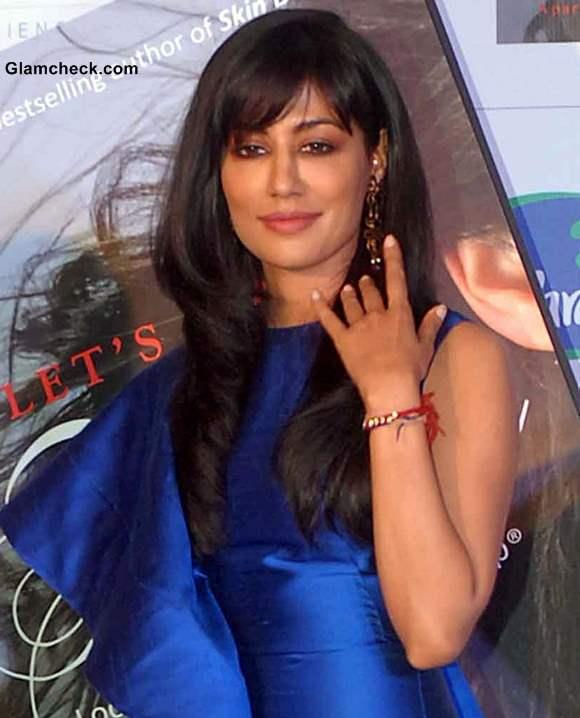 Chitrangda Singh 2013 Lets Talk Hair Book Launch