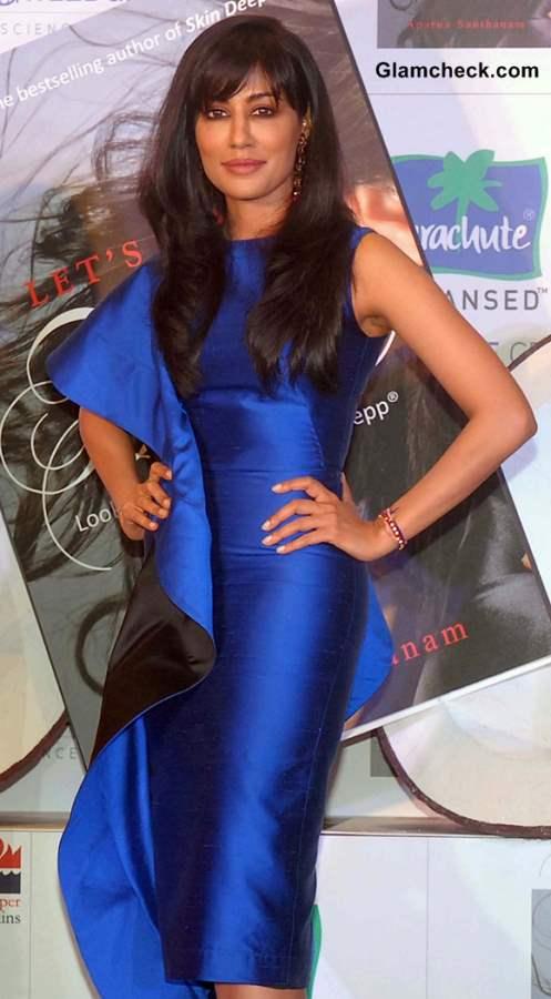 Chitrangda Singh 2013 at Lets Talk Hair Book Launch