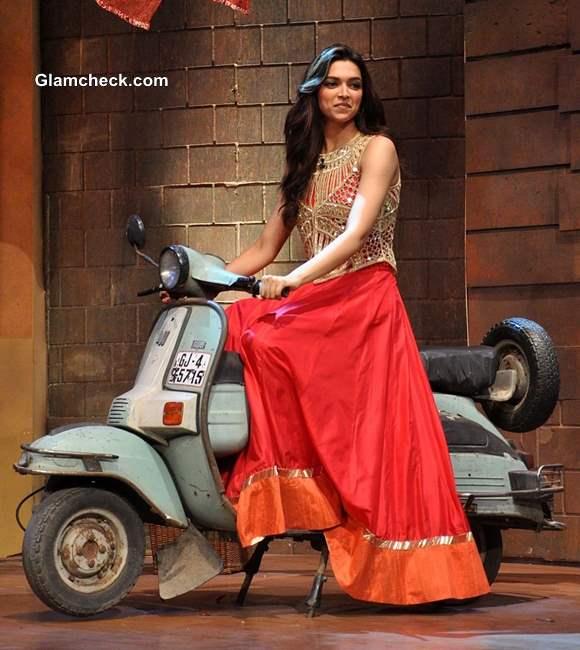 Deepika Padukone 2013 Chennai Express
