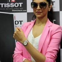 Deepika Padukone Launches TISSOT Boutique in Bangalore