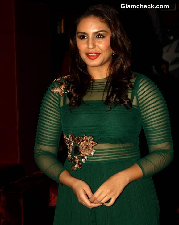 Huma Qureshi in movie D-Day