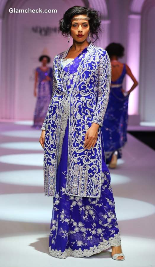 India Bridal Fashion Week 2013 Adarsh Gill Collection