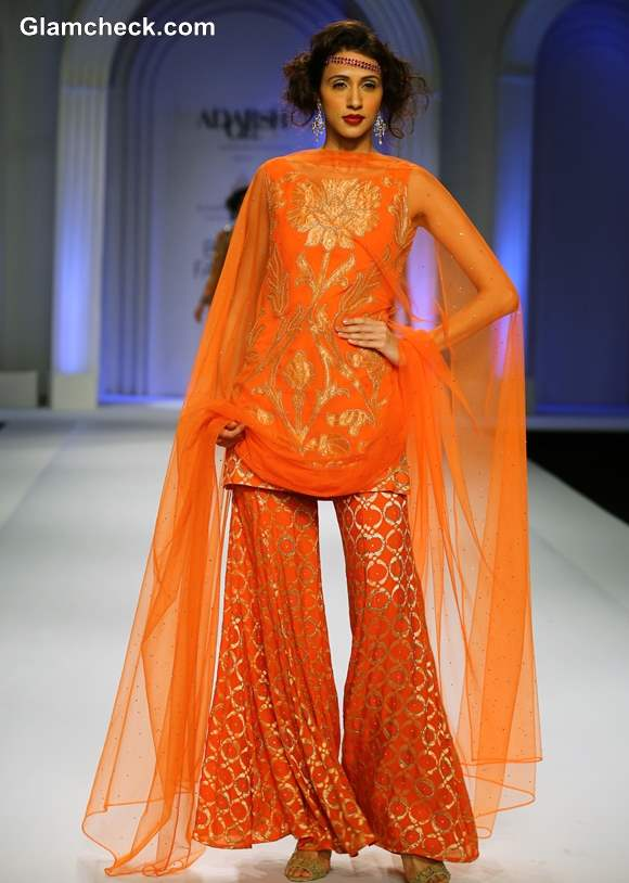 India Bridal Fashion Week 2013 Adarsh Gill Show
