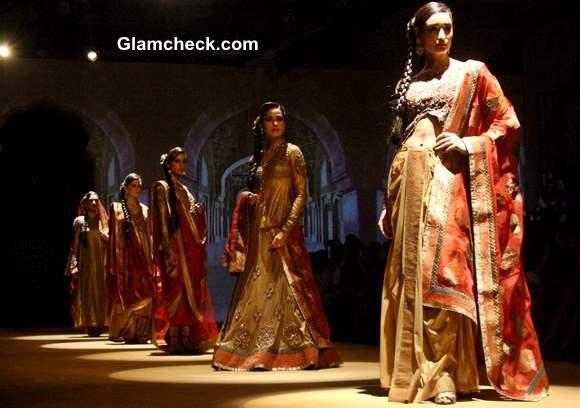 India Bridal Fashion Week 2013 Ashima Leena