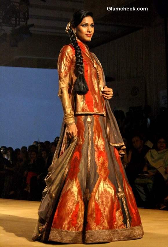 India Bridal Fashion Week 2013 Ashima and Leena Show