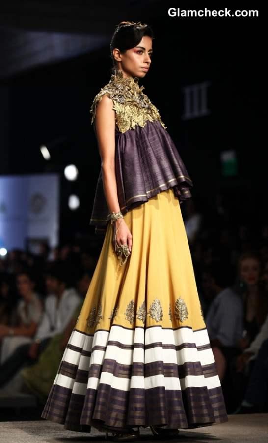 India Bridal Fashion Week 2013 Day 1  Shantanu and Nikhil Collection