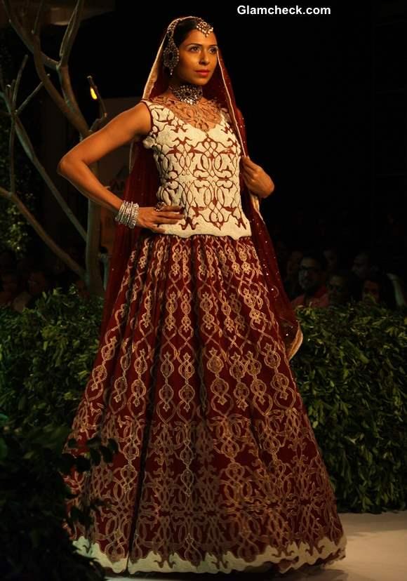 India Bridal Fashion Week 2013 Meera Muzaffar Ali-4