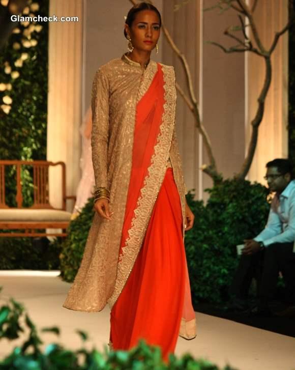 India Bridal Fashion Week 2013 Meera Muzaffar Ali on day 2