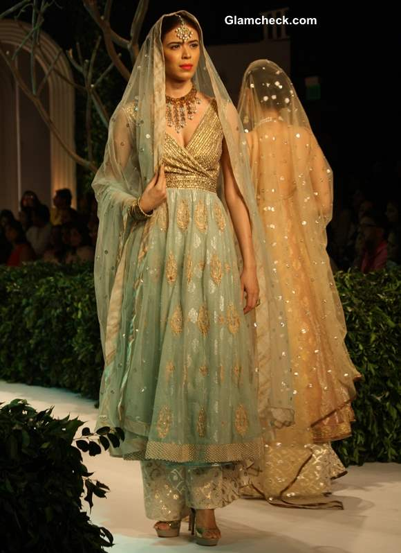 India Bridal Fashion Week 2013 Meera Muzaffar Ali