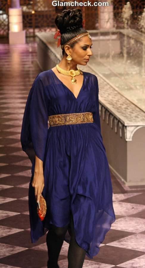 India Bridal Fashion Week 2013 Raghavendra Rathore Collection