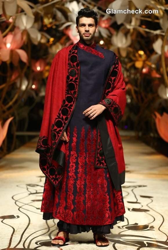 India Bridal Fashion Week 2013 Rohit Bal Collection