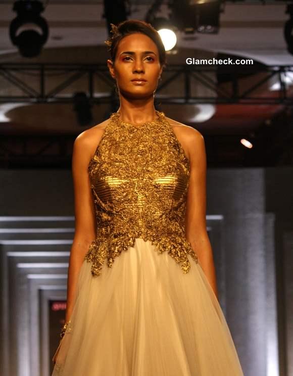 India Bridal Fashion Week 2013 Shantanu Nikhil collection
