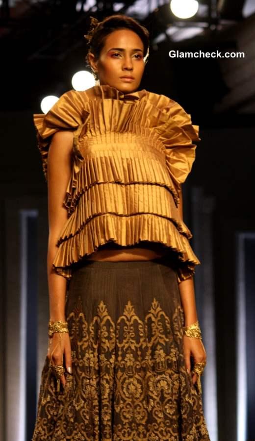 India Bridal Fashion Week 2013 Shantanu Nikhil