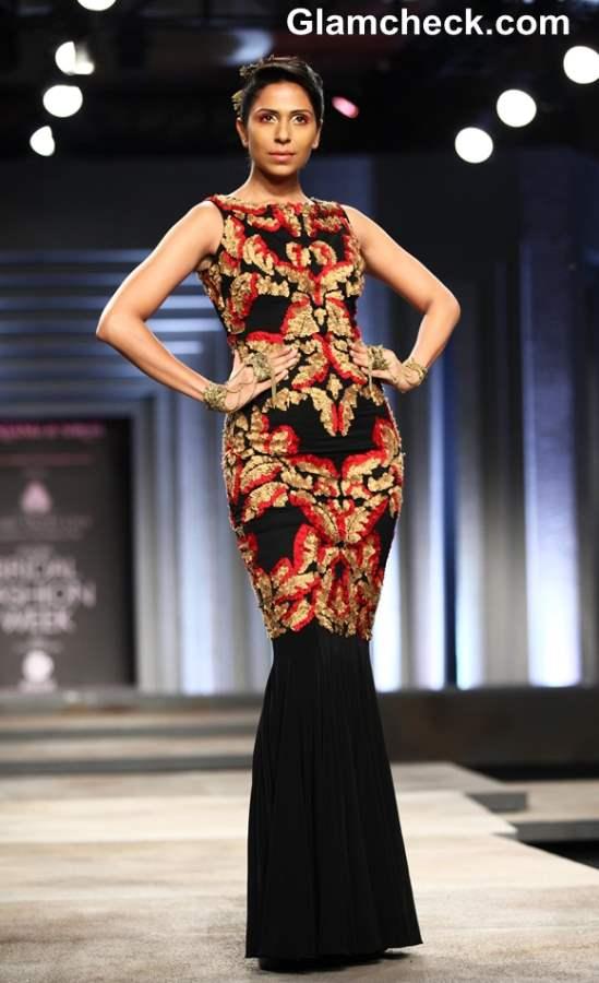 India Bridal Fashion Week 2013 Shantanu and Nikhil Collection day 1