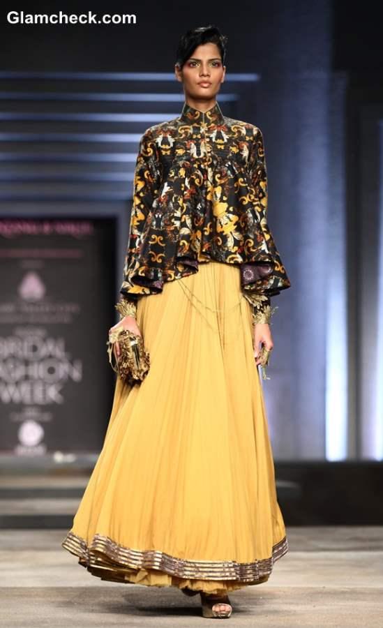 India Bridal Fashion Week 2013 Shantanu and Nikhil Collection