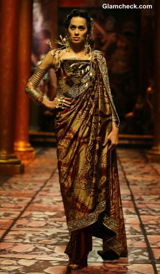 India Bridal Fashion Week 2013  Suneet Varma Collection