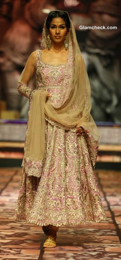 India Bridal Fashion Week 2013  Suneet Varma Show