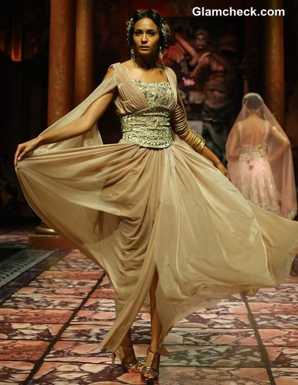 India Bridal Fashion Week 2013  Suneet Varma day 5