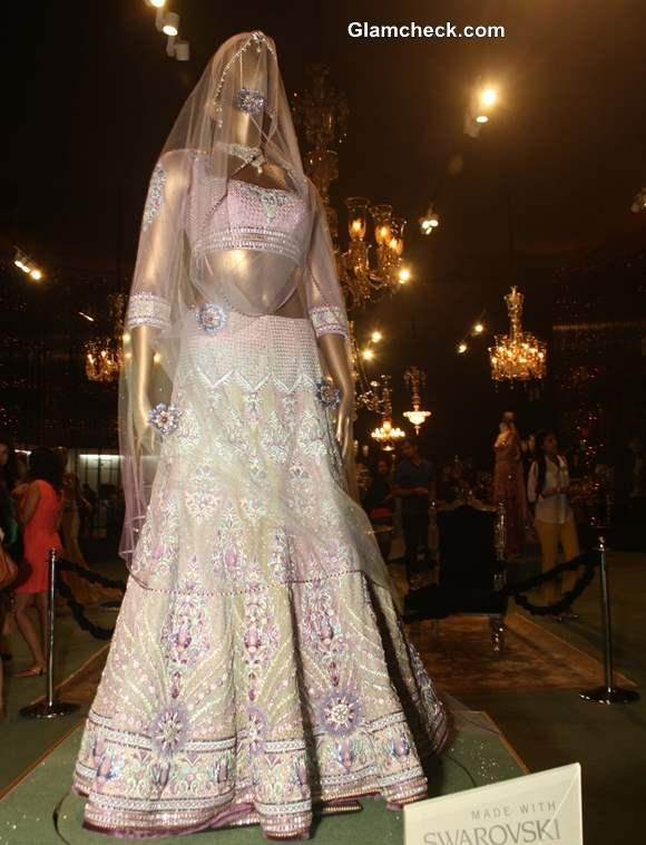 India Bridal Fashion Week 2013 Tarun Tahiliani Couture Exposition