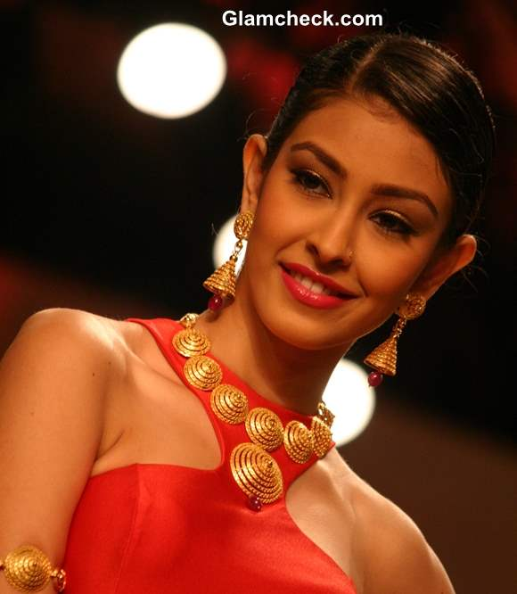 India Bridal Fashion Week 2013 The Azva Show day 6