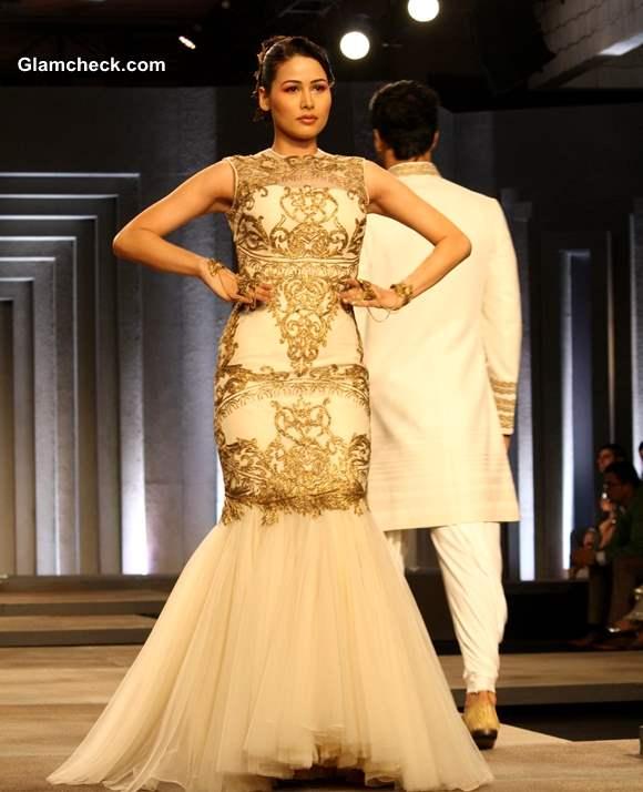 India Bridal Fashion Week 2013 day 1 Shantanu Nikhil