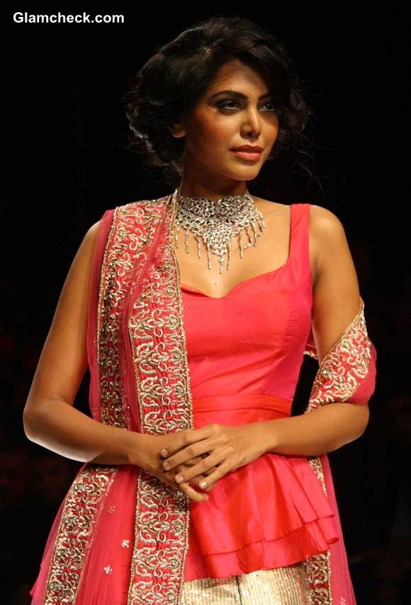 India Bridal Fashion Week 2013 day 2 Jyotsana Tiwari