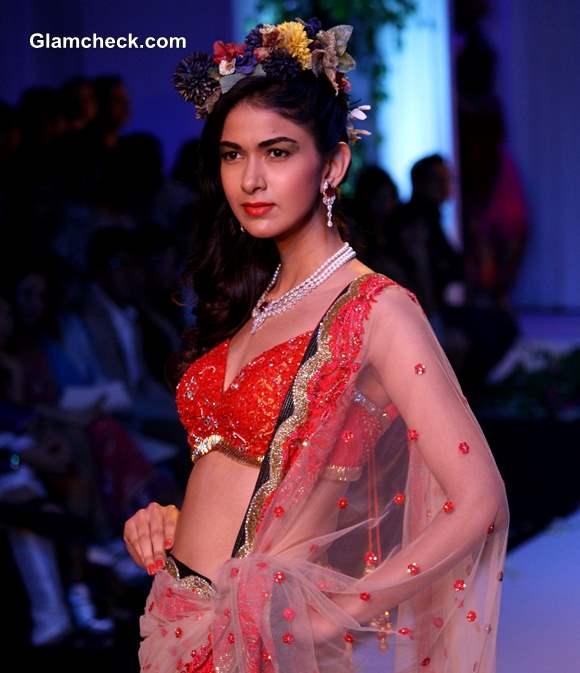 India Bridal Fashion Week 2013 day 3 Falguni Shane Peacock