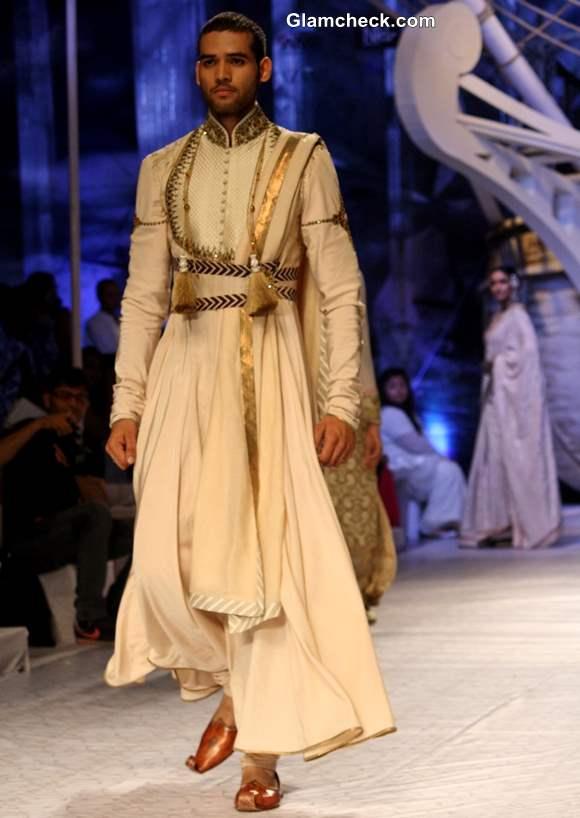India Bridal Fashion week 2013 JJ Valaya