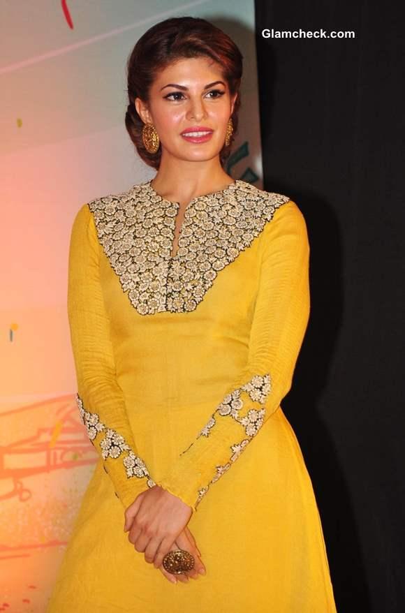 Jacqueline Fernandez in Jadoo ki Jhappi 2013