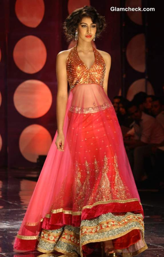 Jyotsana Tiwari India Bridal Fashion Week 2013 day 2