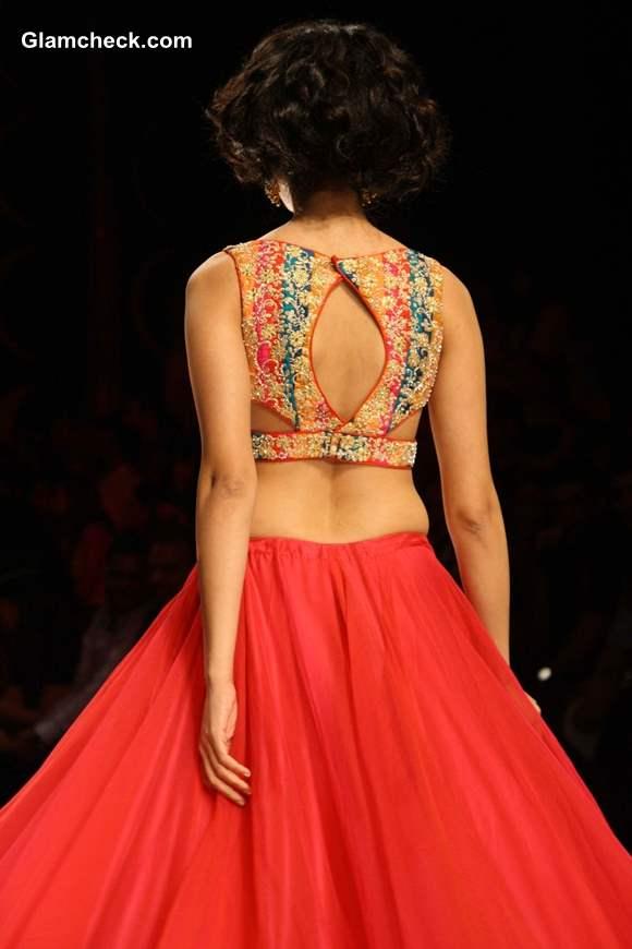 Jyotsana Tiwari India Bridal Fashion Week 2013