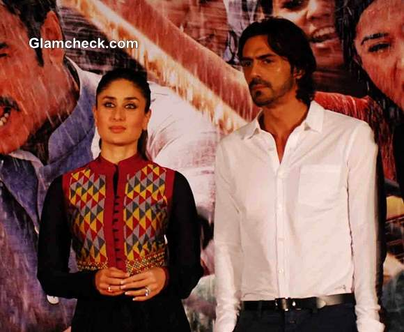 Kareena Kapoor Arjun Rampal in Satyagraha movie 2013