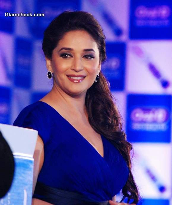 Madhuri Dixit At Oral B S New